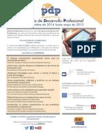 Programa de Desarrollo Personal para profesores de español. Editorial Edinumen.