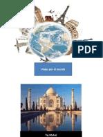Presentación viajes por el mundo