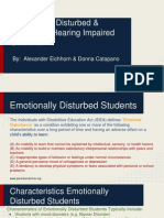 disabilities presentation donna  alex