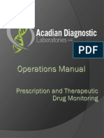 acadian operations manual