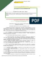 In 56 de 2008 - Recomendações de BEA