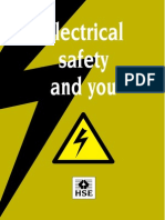 electrical safety and you