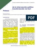 Las Formas de La Intervención Política