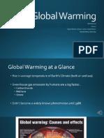 Group 9 - Global Warming