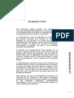 La Desheredacion en El Peru