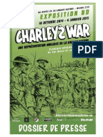 Charley's War exposition Meaux
