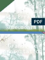 Grandcase Presentation intestinal parasite with erratic migration;pneumonia