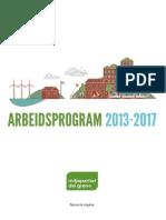 MDG Arbeidsprogram Nynorsk