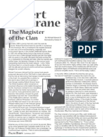 Cochrane Article From Pentacle Magazine.