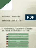 Merchandising o Que é