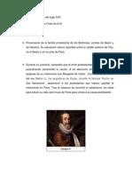 El Contrarrenacimiento Del Siglo XVII