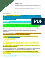 Lei 12.097 de 2009 - Conceito e a Aplicação de Rastreabilidade
