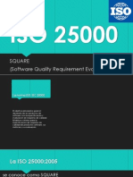ISO 25000 ing de software