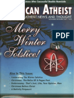 American Atheist Magazine Nov/Dec 2007