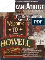 American Atheist Magazine April 2007