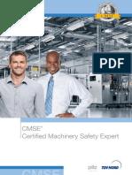 Certificado Pilz e Turv