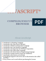 *Javascript*