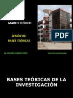 Sesión 06 Bases Teóricas