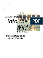 Into the Wild Packet