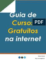 eBook - Guia de Cursos Gratuitos Na Internet