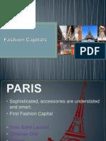 fashion capitals current