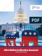 2014 Midterm Election Analysis