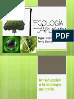 Introducción a La Ecologia