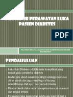 Prosedur Perawatan Luka Pasien Diabetes