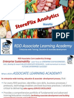 RDD Learning Acad_Store Flix Analytics