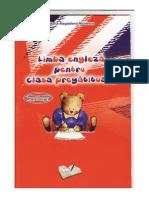 Limba Engleza Pentru Clasa Pregatitoare - Ars Libri
