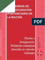 Cuaderno PPN Prisión e Inmigración