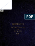 Counterpoint & Fugue - Cherubini