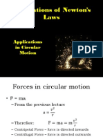 Applications of Newton_s Laws