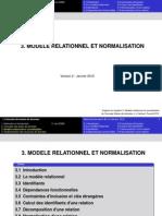 Concepts Des BD (Normalisation)
