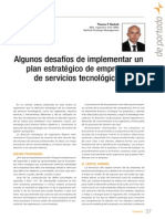 Beneficios de implementar tecnologia en empresas