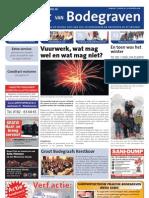 De Krant van Bodegraven, 30 december 2009