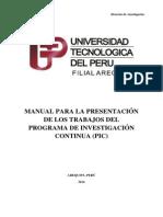 GUIA DELPROYECTO DE Investigación Descriptiva, III-IV CICLOS.docx