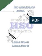 Catalogo cilindro hidraulico Mobil