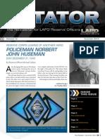 LAPD Reserve Rotator Newsletter Summer 2013