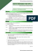 Latest Sample Test Paper