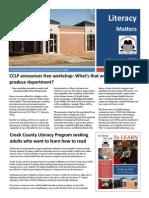 Nov 2014 Newsletter