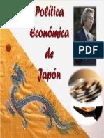 politica economica de japon
