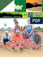 PODER AGROPECUARIO - COOPERATIVA - INDUSTRIAL - N 34 - 2014 - PARAGUAY - PORTALGUARANI