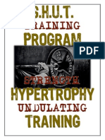 S.H.U.T. Training System