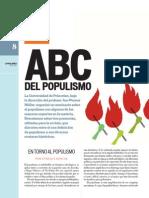En Torno Al Populismo_por Enrique Krauze