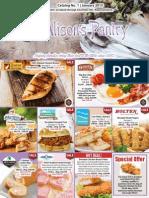 #1 January 2015 Catalog