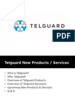 telguard new products  services