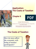 Chapter 08 - The Costs of Taxation