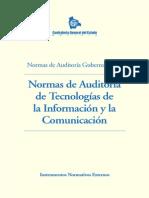 Norma de auditorias de TI y Comunicacion