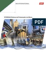 DSI DYWIDAG Sistema de Pretensado Con Barra LA 01